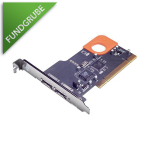 LaCie Sismo eSATA PCI Controller 2x eSATA