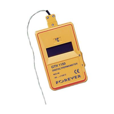 Digitales Temperaturmessgerät inkl. Fühler