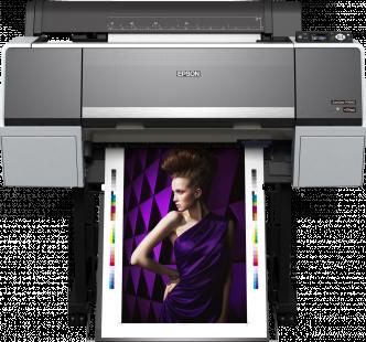 EPSON SureColor SC-P7000 Violett Spectro inkl. 3 J. Vor Ort Garan