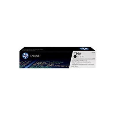 HP Toner schwarz 126A CLJ Pro CP1025/nw M275 1200 Seiten