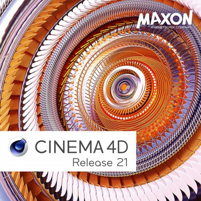 Maxon C4D Perpetual R21 - License for RLM Server  (2 - 4 seats)