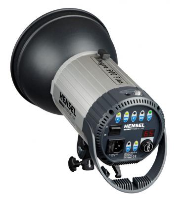 HENSEL Integra 500 Plus Kompaktblitzgerät