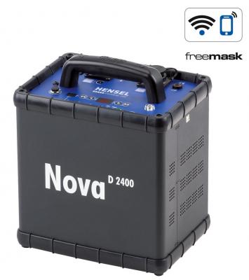 HENSEL Nova D 2400 mit Rundbuchsen