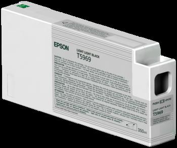 Epson Tinte light light black für SP 7900/9900/7890/9890 - 350 ml