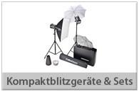 Kompaktblitzgeräte & Sets