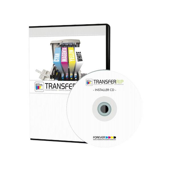 Forever TransferRIP für Weißtonerdrucker BUNDLE