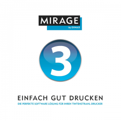 "Mirage 3.5 17"" Edition inklusive PRO-Erweiterung - Dongle"