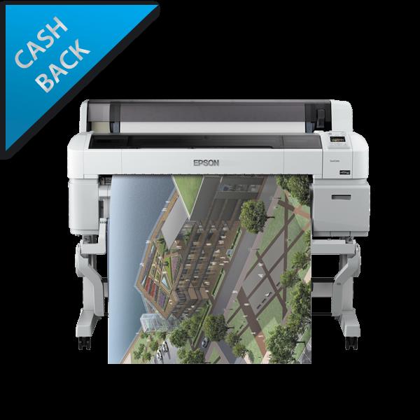 EPSON SureColor SC-T5200 incl. Cash-Back