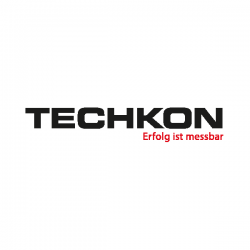 TECHKON Display-Fenster mit Display-Aufkleber SpectroDens Farbd.