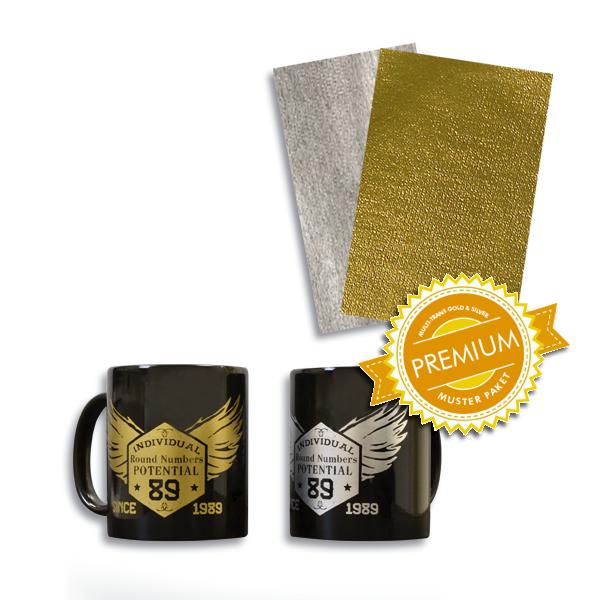 ONE Multi-Trans Metallic Musterpaket - Premium