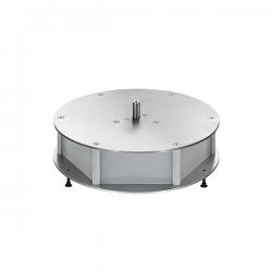 3DVIZCOM Drehteller 45cm Grundplatte Alu