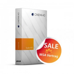 Maxon Cinema 4D Studio R18 MLS 1 Platz