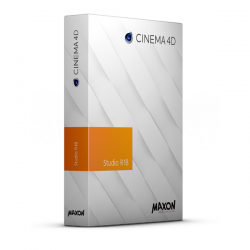 Maxon Cinema 4D Studio R18 - STL für 3 Monate MLS