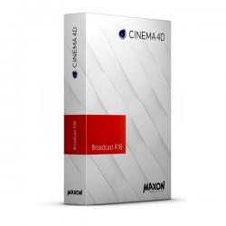 Maxon Cinema 4D Broadcast R18 MLS 1 Platz