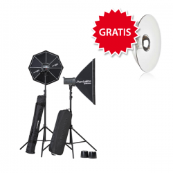 Elinchrom Promo D-Lite RX 4/4 Softbox to go Set inkl. Softlite 44