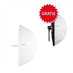 Elinchrom Promo Umbrella Deep Translucent 105cm