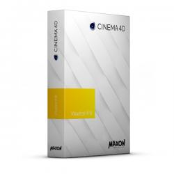 Maxon Cinema 4D Visualize R18 NFL 5+ Plätze
