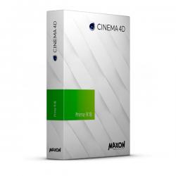 Maxon Cinema 4D Prime R18 NFL 5+ Plätze