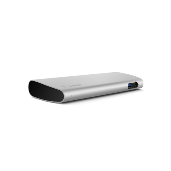 OWC USB-C / Thunderbold 3 Dock - Mac/Win - silber