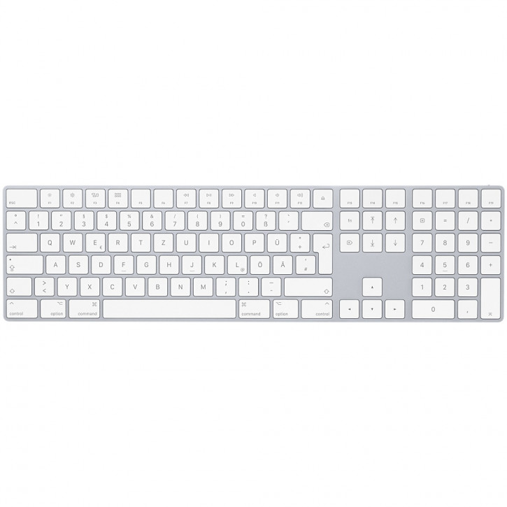 Apple Magic Keyboard mit Ziffernblock 06/2017