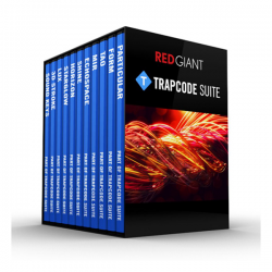 Red Giant Trapcode Suite 14 Upgrade