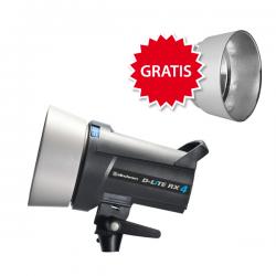 Elinchrom Compact D-Lite RX 4 inkl. Gratis Reflektor
