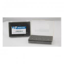 Graphtec Stahlmesser 0,9 mm 45° / CB09UB-5 für Digitale Stanze
