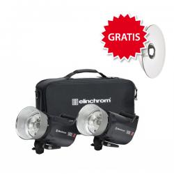 Elinchrom ELC Pro HD 500/500 to Go GRATIS 1 Softlite Reflektor We