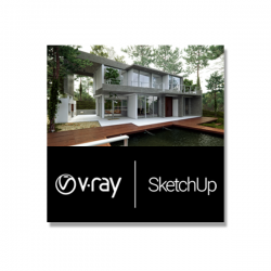 Chaosgroup - V-Ray für SketchUp Upgrade v2.x -> v3.x
