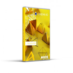 MAXON Full license Cinema 4D Visualize R20 (5+ Plätze)