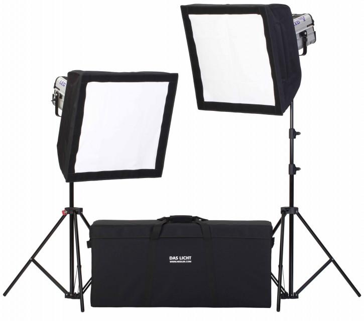 HEDLER LED1000X Soft Kit bestehend aus: