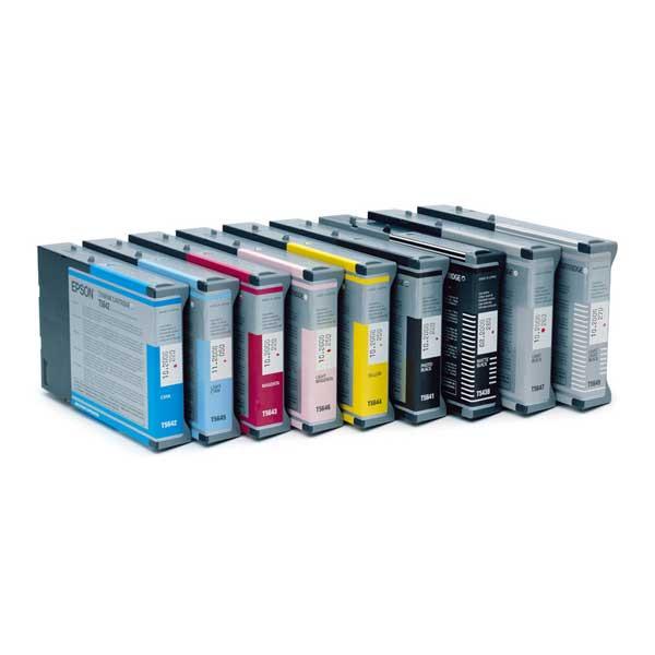 Epson Tinte cyan für SP 4000/4400/7600/9600  220 ml