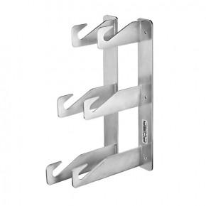 Foba Decken-/Wandkonsolen für 3 Papierrollen, 1 Paar