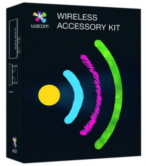 WACOM Bamboo/Intuos5 Wireless Kit