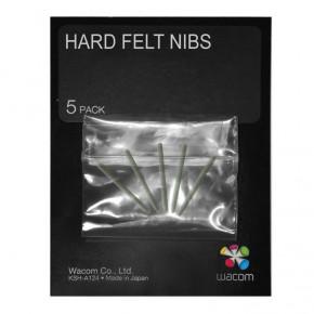 Wacom Hard felt nibs 5 pack for Intuos4/5