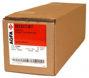 "AGFA Select Jet Film 137.16cm x 30.5m (54"" x 100ft)"