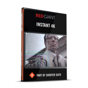 Red Giant Instant 4K Academic