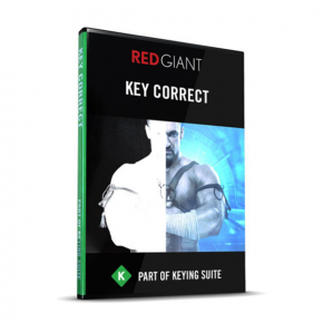 Red Giant Key Correct 1.2