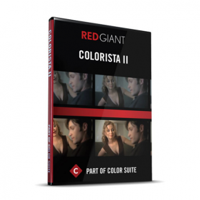 Red Giant Magic Bullet Colorista IV Upgrade