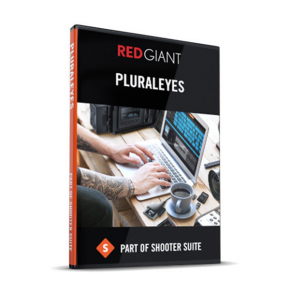 Red Giant PluralEyes 4 Academic