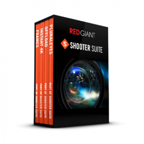 Red Giant Shooter Suite 13 Academic
