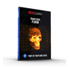 Red Giant Trapcode Form 2.0 Upgrade