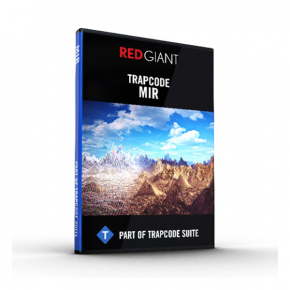 Red Giant Trapcode Mir 2.0