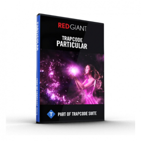 Red Giant Trapcode Particular 2.5 Upgrade