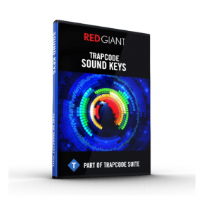 Red Giant Trapcode Soundkeys 1.2