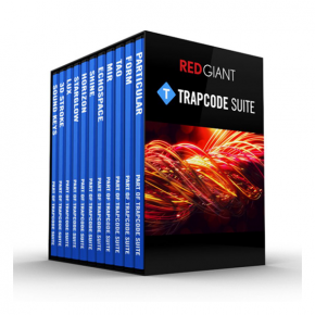Red Giant Trapcode Suite 13 Upgrade
