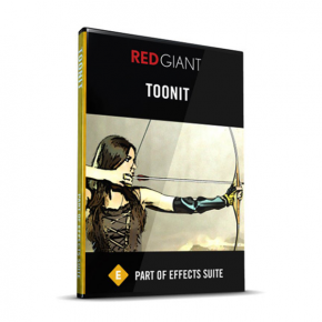 Red Giant ToonIt v2.1 Upgrade