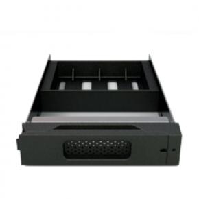 Stardom HDD Tray Schwarz mit Schutzbox