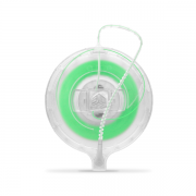 3D Systems CUBE CARTRIDGE GEN3 ABS neon green