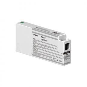 EPSON Tinte light schwarz für SC P6000/P7000/P8000/P9000 350ml